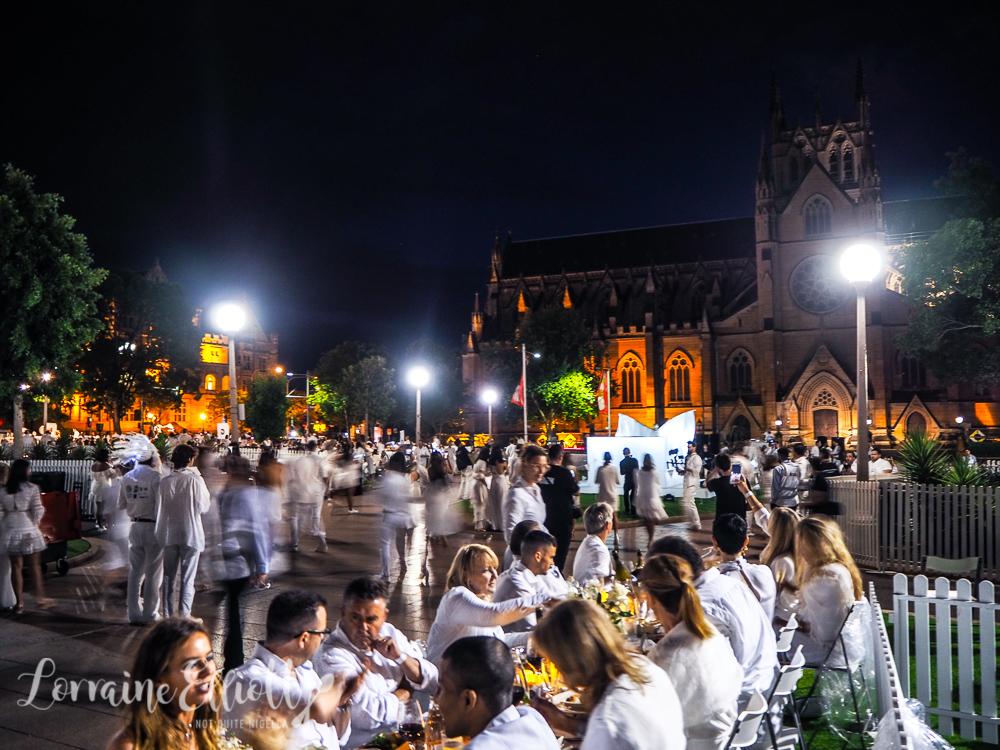 Le Dîner en Blanc 2018 Sydney