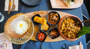 Sri Lankan Street Food Favourite Dish Opens in Glebe!