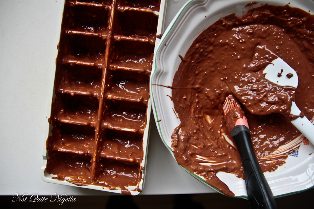DIY chocolate bar