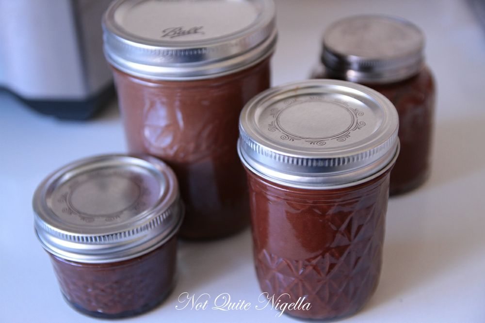 nutella from scratch