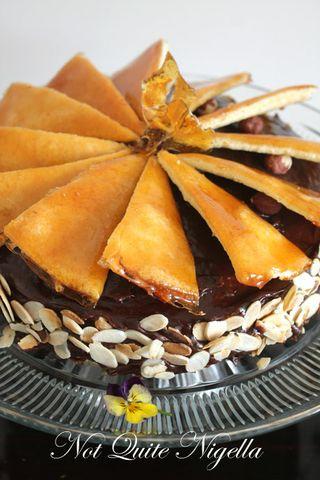 Dobos Torta - Daring Bakers August 2009 challenge