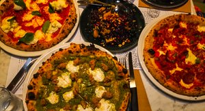 In Pizza We Crust - DOC Gastronomia, Surry Hills