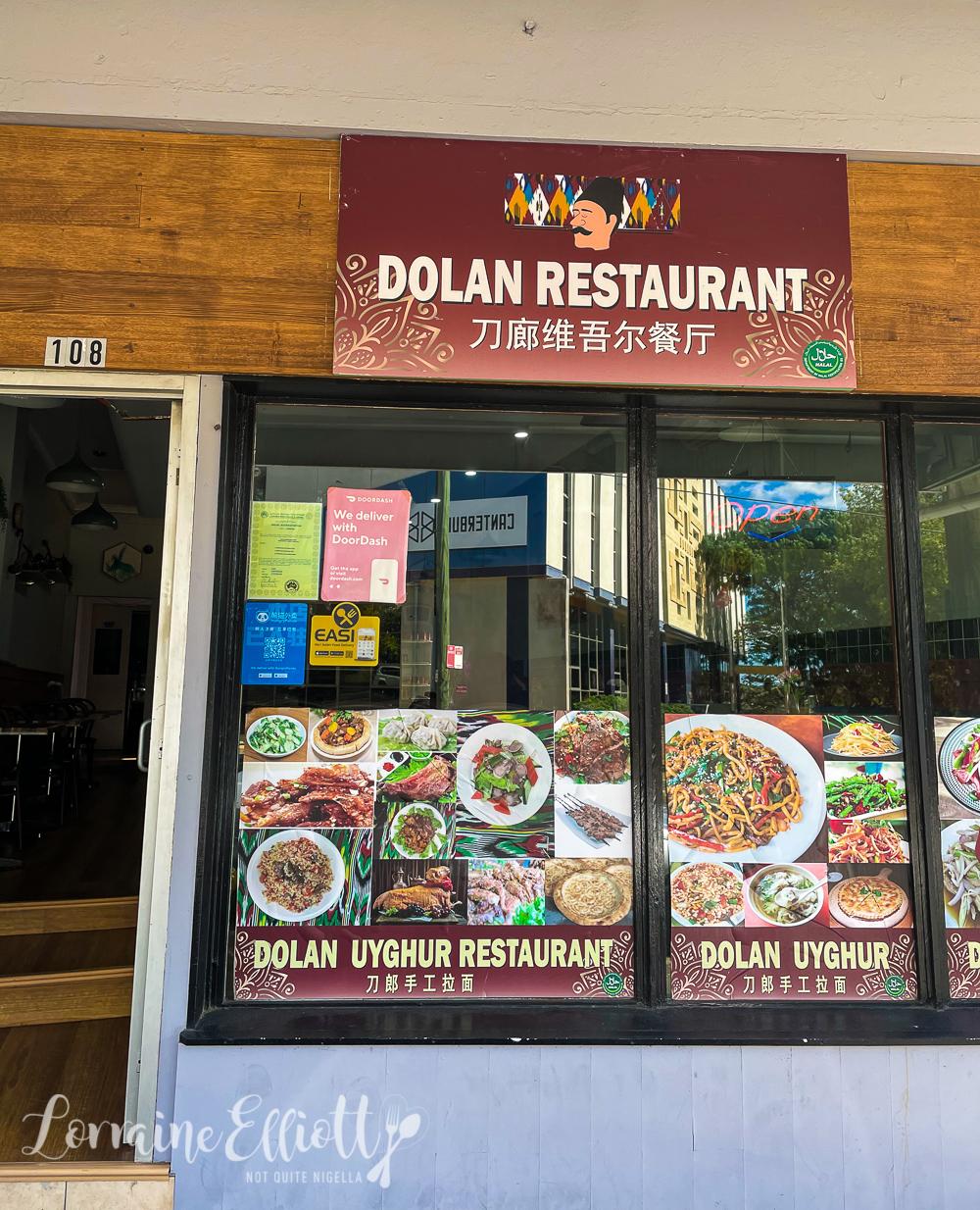 Dolan Uyghur Restaurant, Campsie