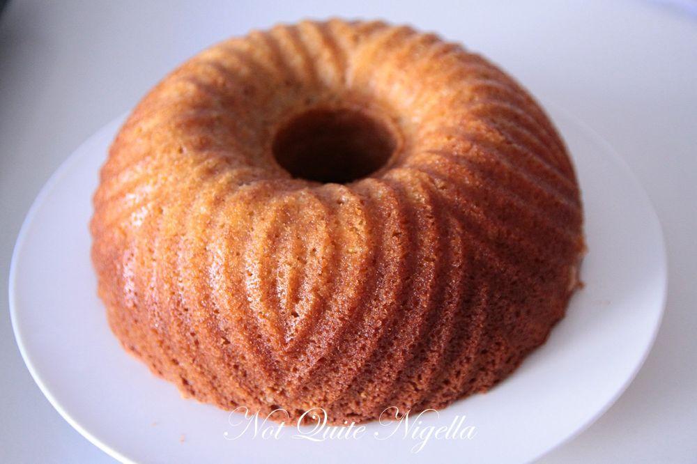 Donut Cake Not Quite Nigella