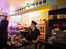Doughbox Diner, Enmore