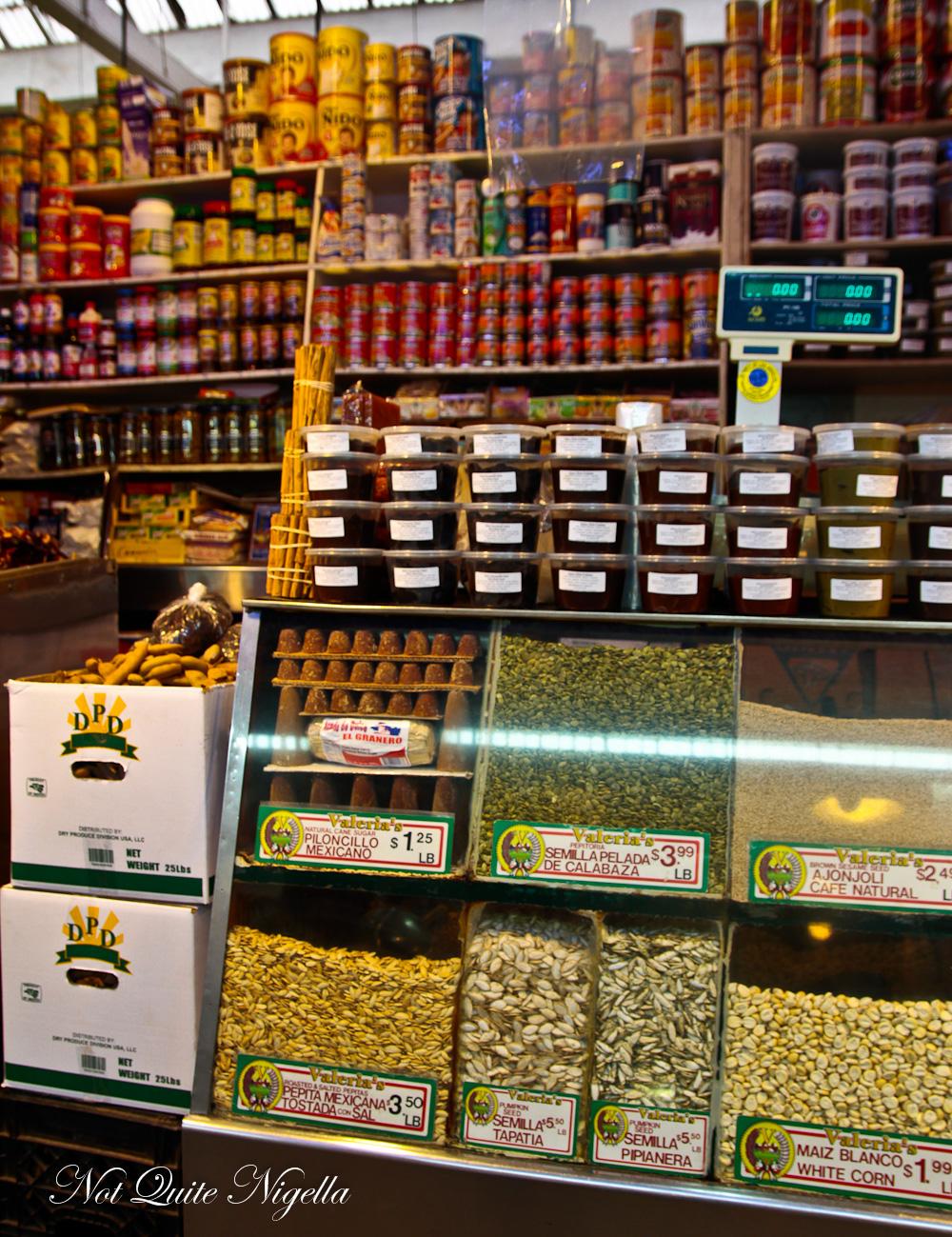 Downtown LA Food