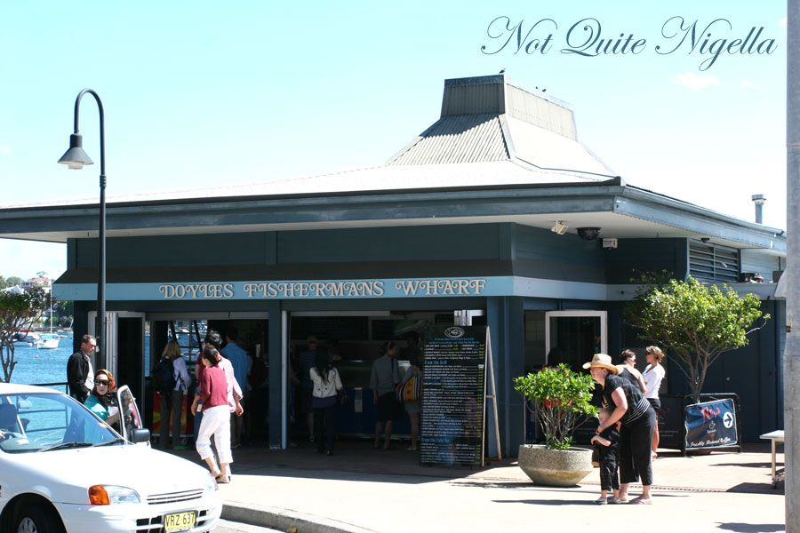 Doyle's takeaway at Watson's Bay
