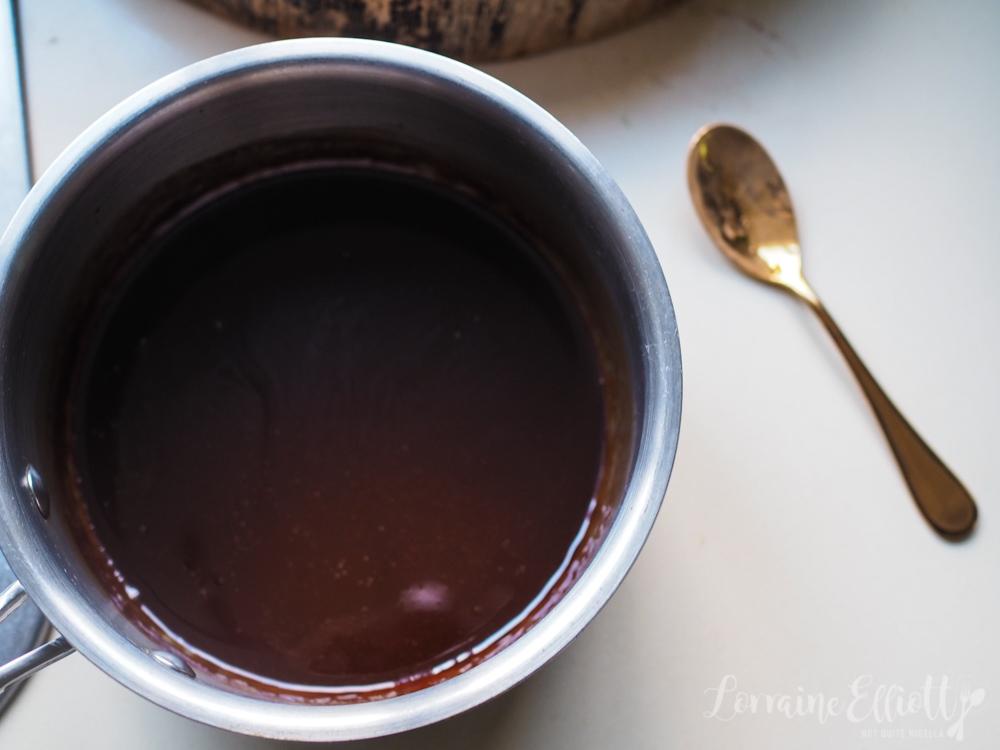 Tin Can Chocolate Dream Cake Filipino