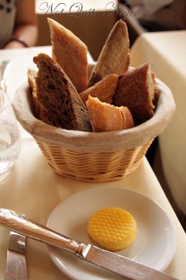 Drouant Paris bread