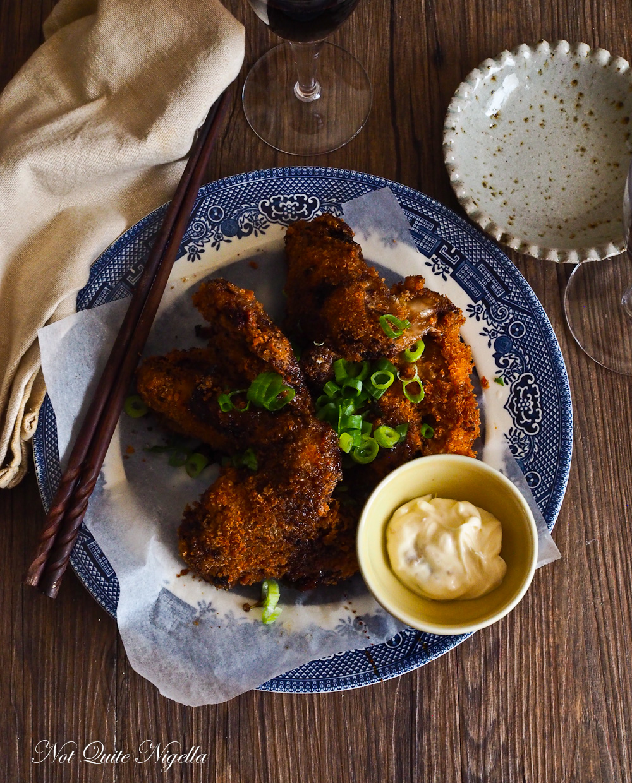 Drunken Chicken Wings