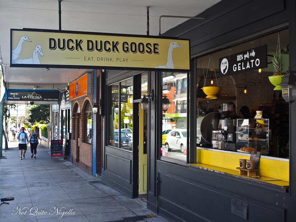 Duck Duck Goose Randwick