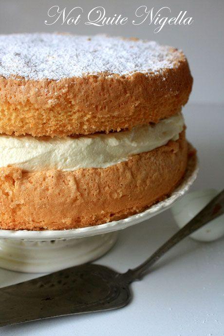 duck egg sponge cake 2