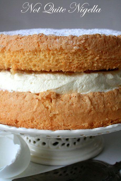 duck egg sponge cake 3