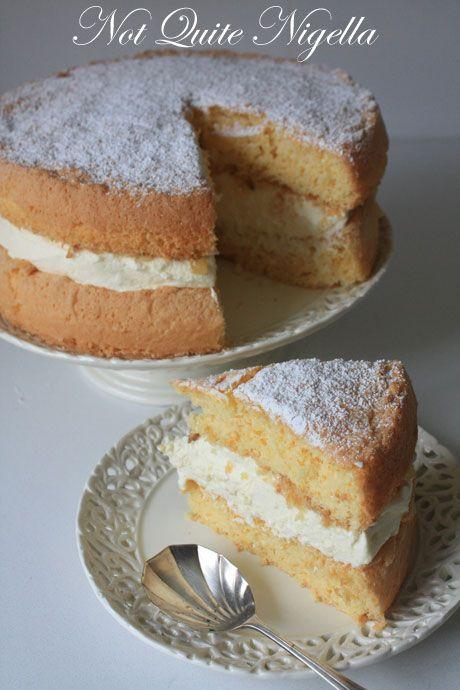 duck egg sponge cake 5