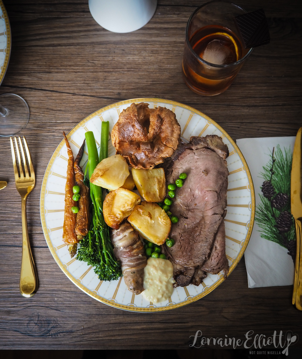 Duke of Clarence's Sunday Roast for Father's Day