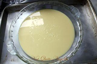 Dulce de Leche or Confiture de Lait