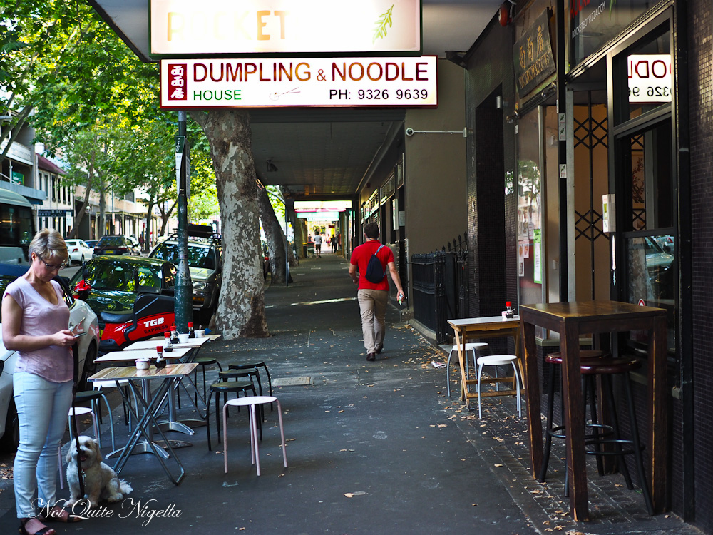 Dumpling Noodle House Potts Point