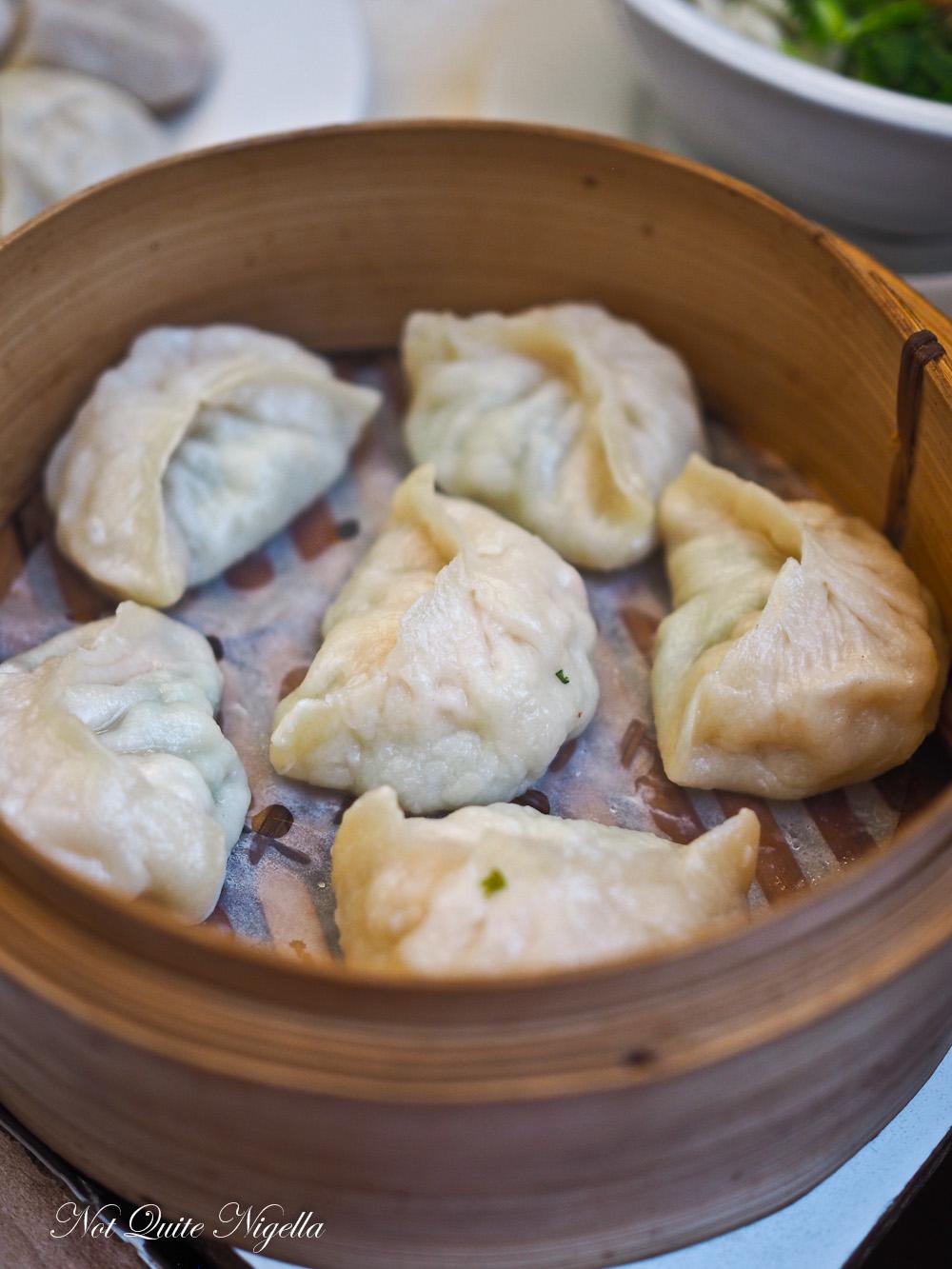 Dumpling Noodle House Potts Point