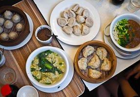 Dumpling & Noodle House, Potts Point