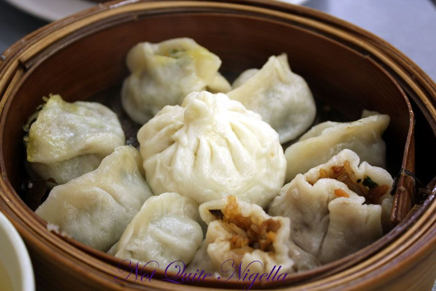 Dumplingalooza at Shanghai Night, Ashfield