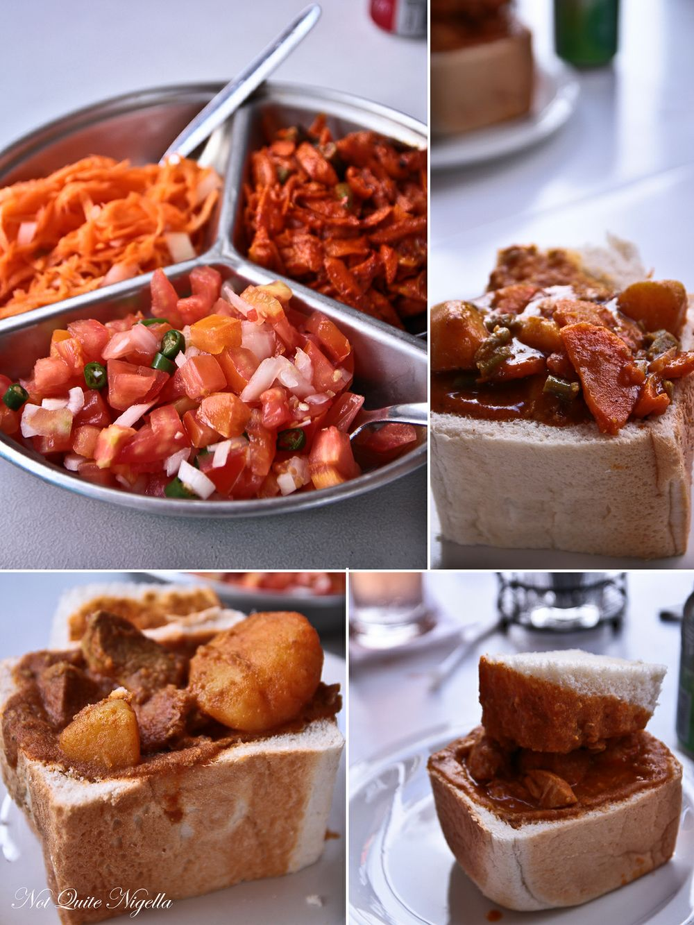 Durban & The Bunny Chow Escapades, South Africa