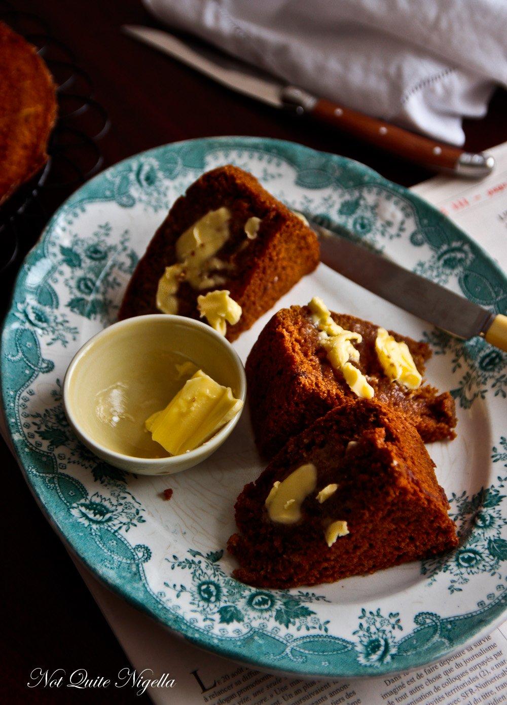 Dutch Spiced Cake Recipe Ontbijtkoek