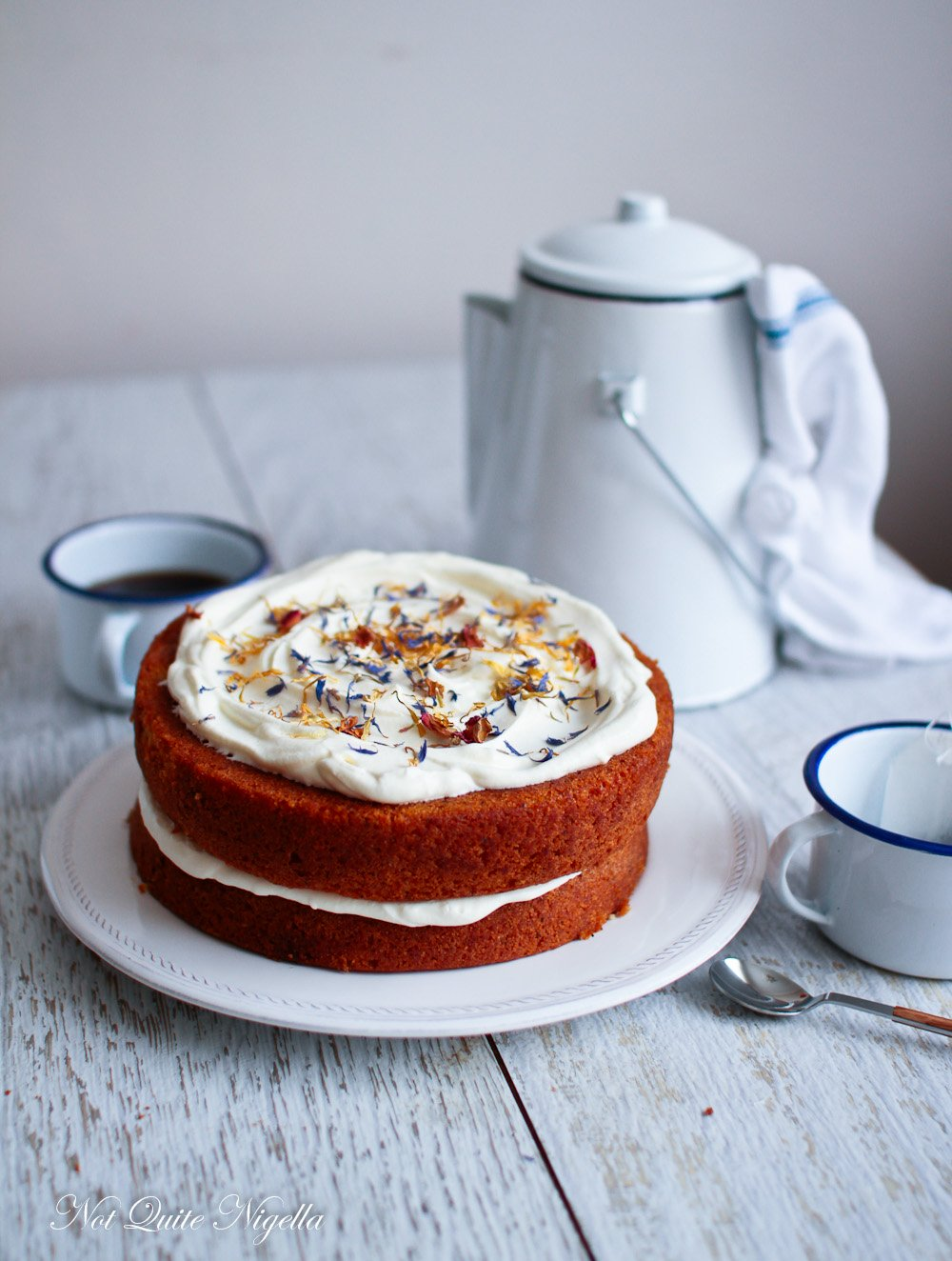London Fog Earl Grey Tea Cake