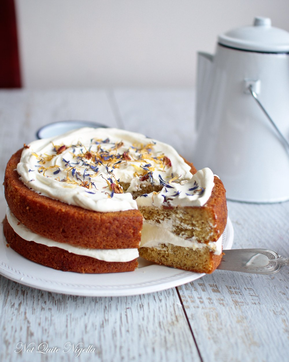 earl grey cake quot fog quot earl grey tea cake not quite nigella 3784