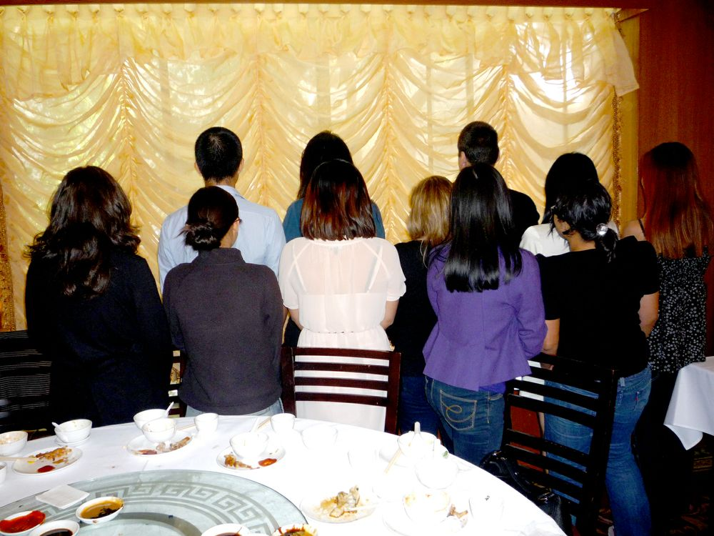 East Ocean Yum Cha for Sydney Bloggers Meet October 08