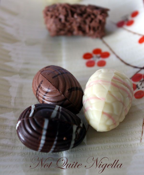 Colefax chocolates eggs