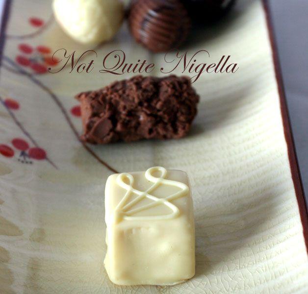 Colefax chocolates Alannah