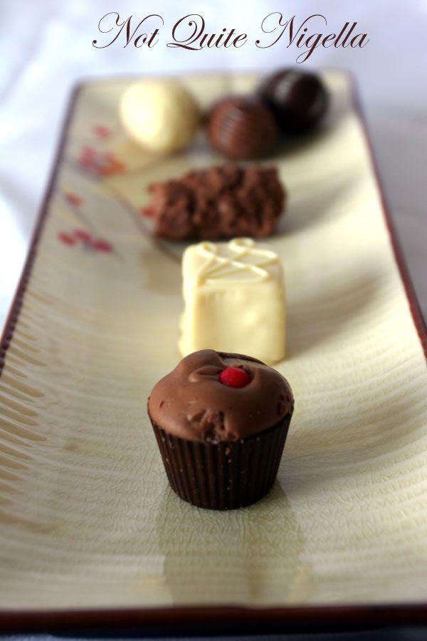 Colefax chocolates Cupcake