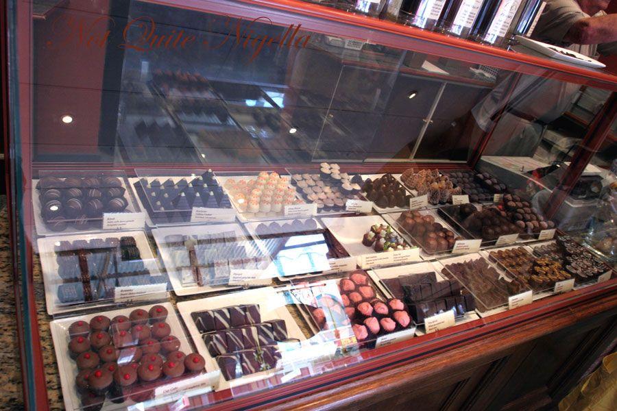 Colefax chocolates