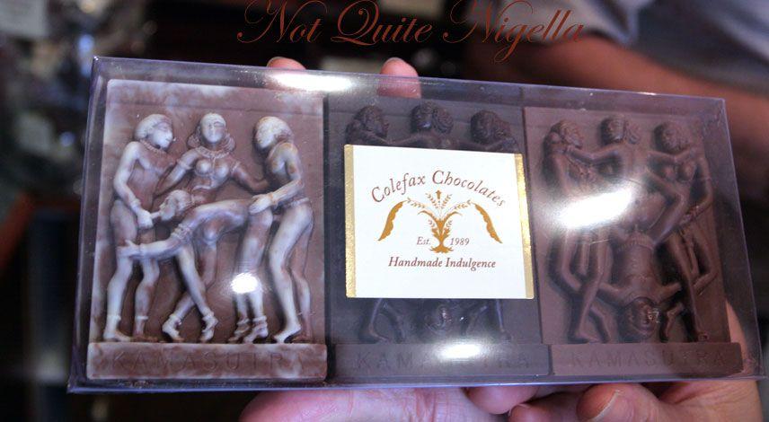 Colefax chocolates Kama Sutra