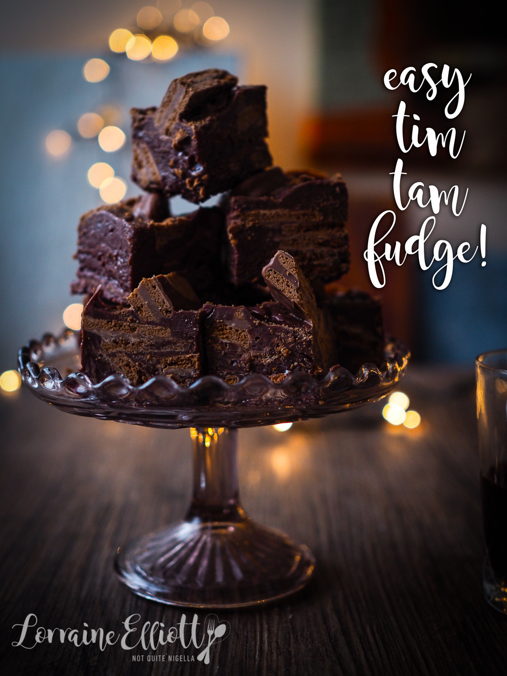 3 ingredient fudge easy