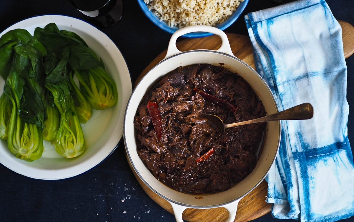 Easy Asian Style Beef Cheeks Not Quite Nigella
