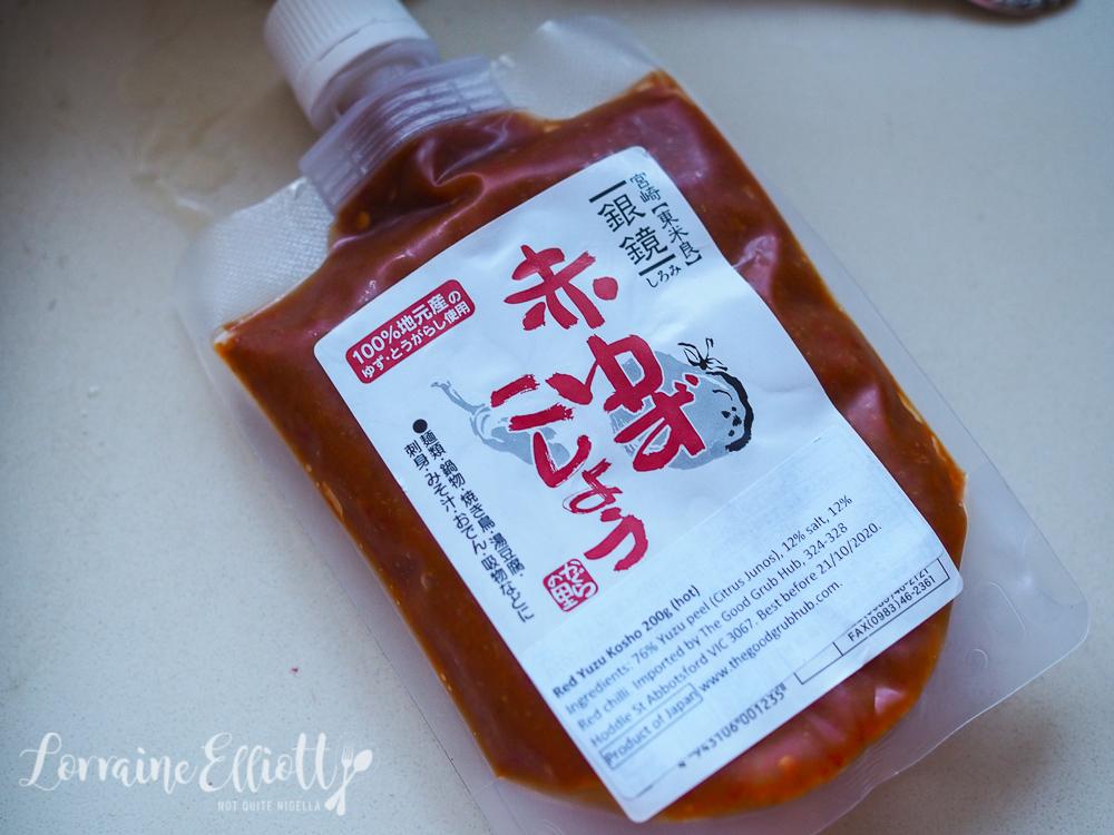 Beef Short Ribs With Yuzu Kosho