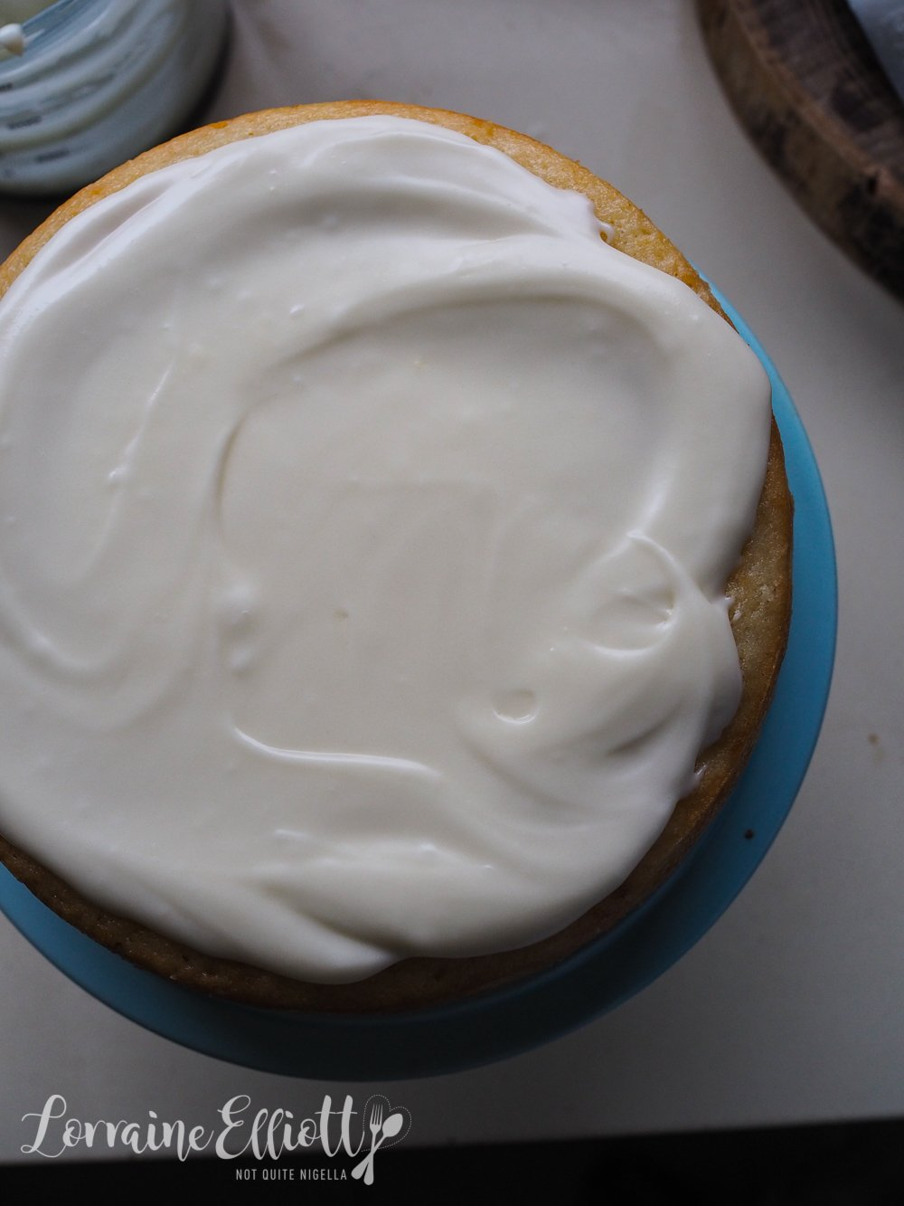Amazing and Easy Coconut Icing