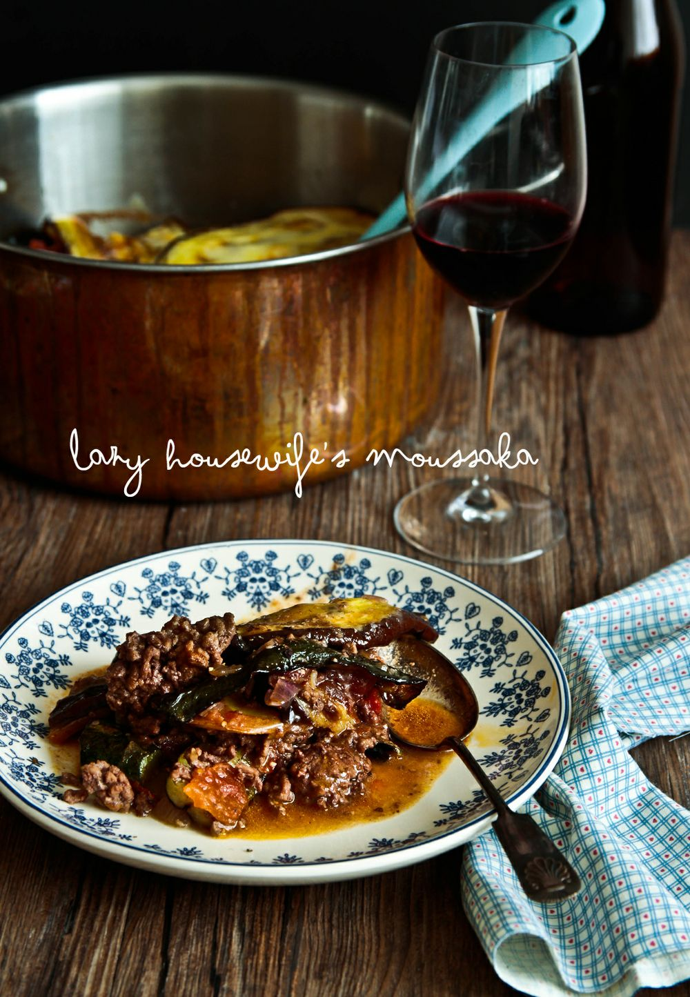 Easy moussaka recipe not quite nigella m2 easy moussaka 1 3 forumfinder Choice Image