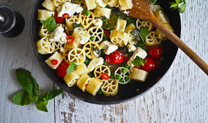 Wheelie Good Ricotta, Mint & Chilli Rotelle Pasta