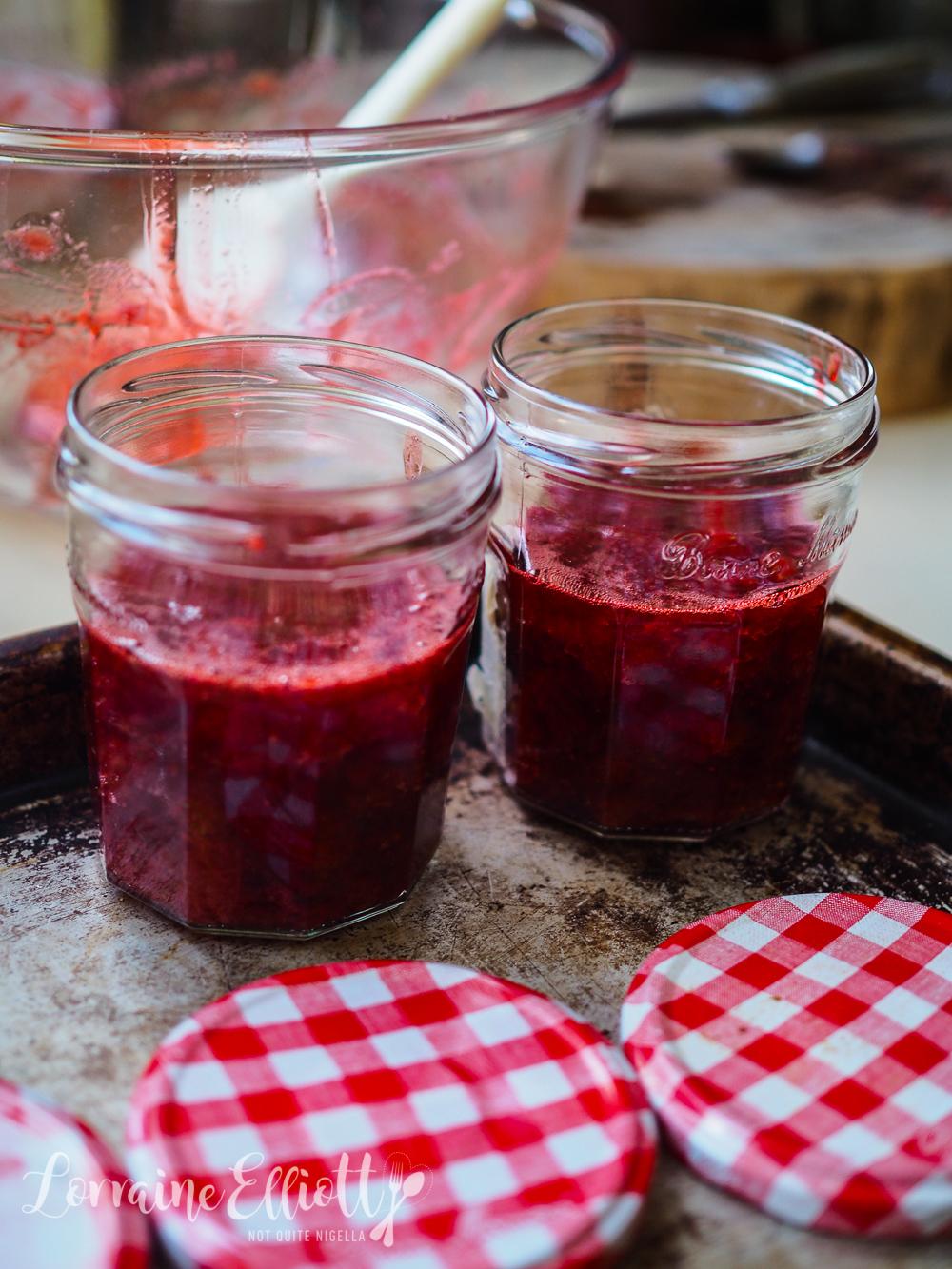 Strawberry & Elderflower Jam
