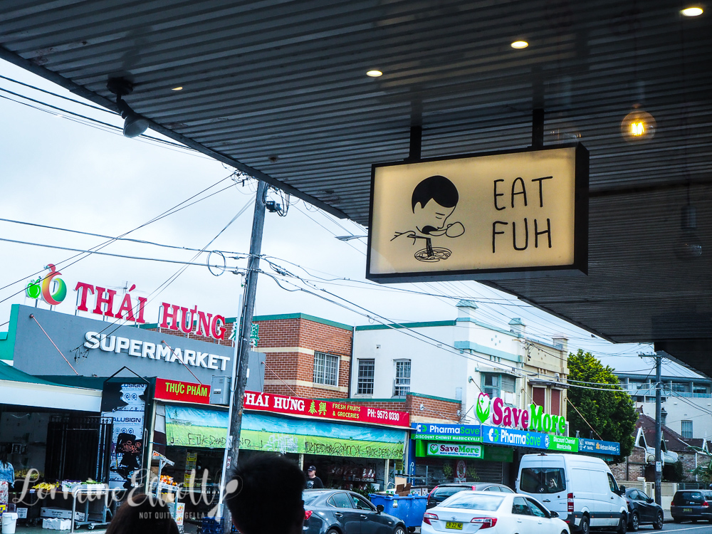 Eat Fuh, Marrickville