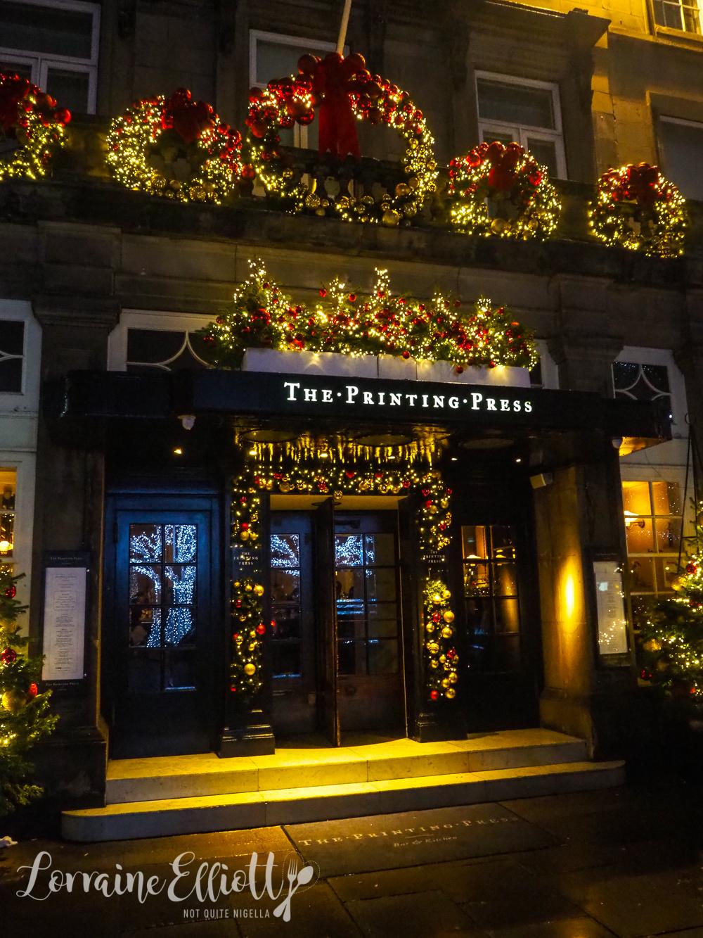 Edinburgh, Scotland things to do where to eat