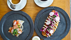 Japanese Scandinavian Dreaming At Edition Coffee Roasters