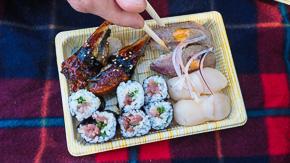 Edomae Sushi Yokocho Takeaway, Sydney CBD