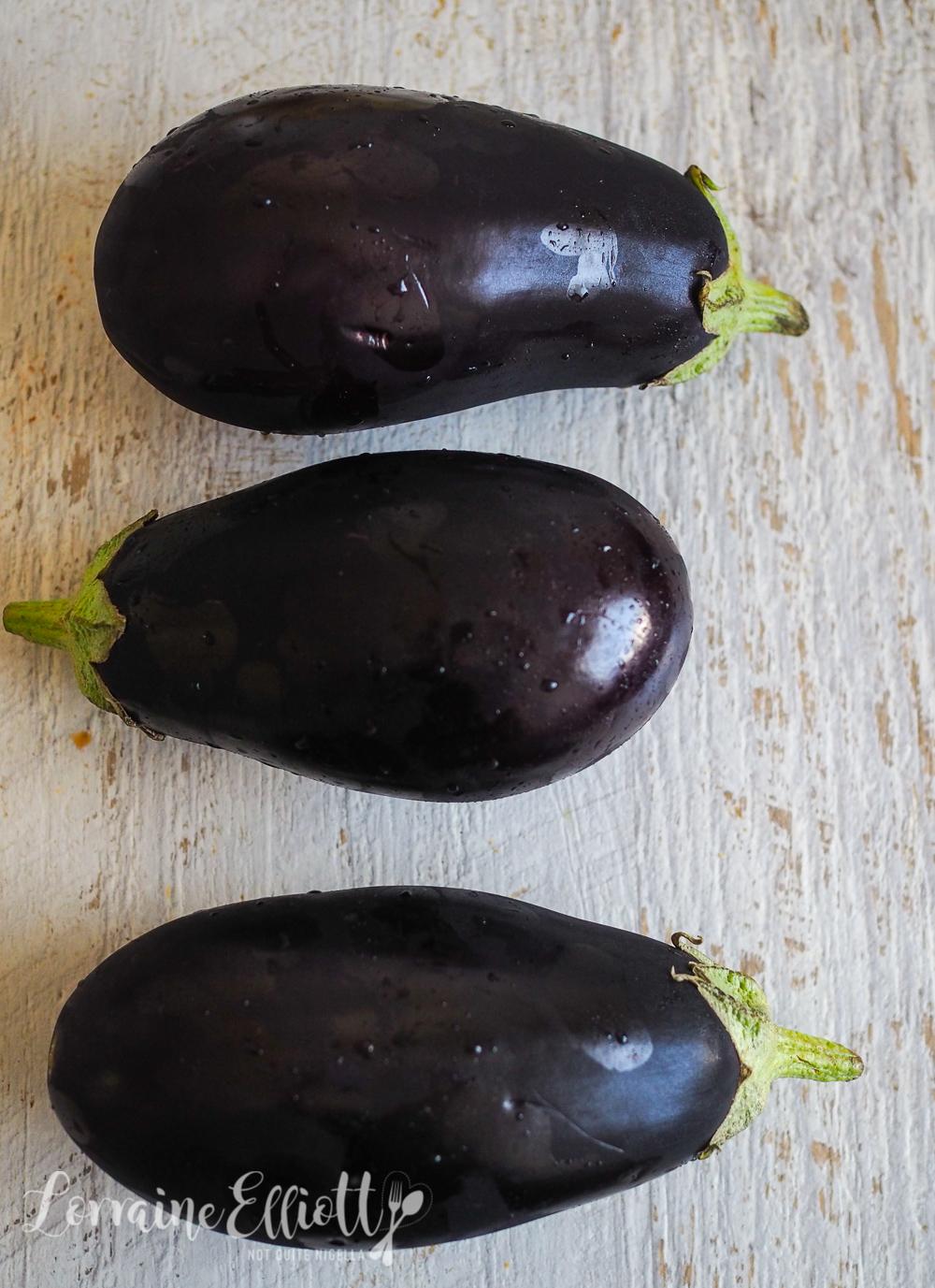 Eggplant Aubergine Parmesan