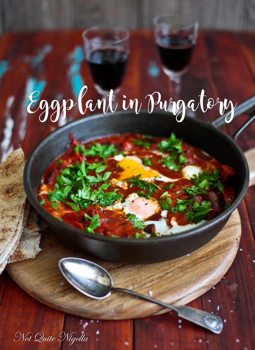 Eggplant in Purgatory