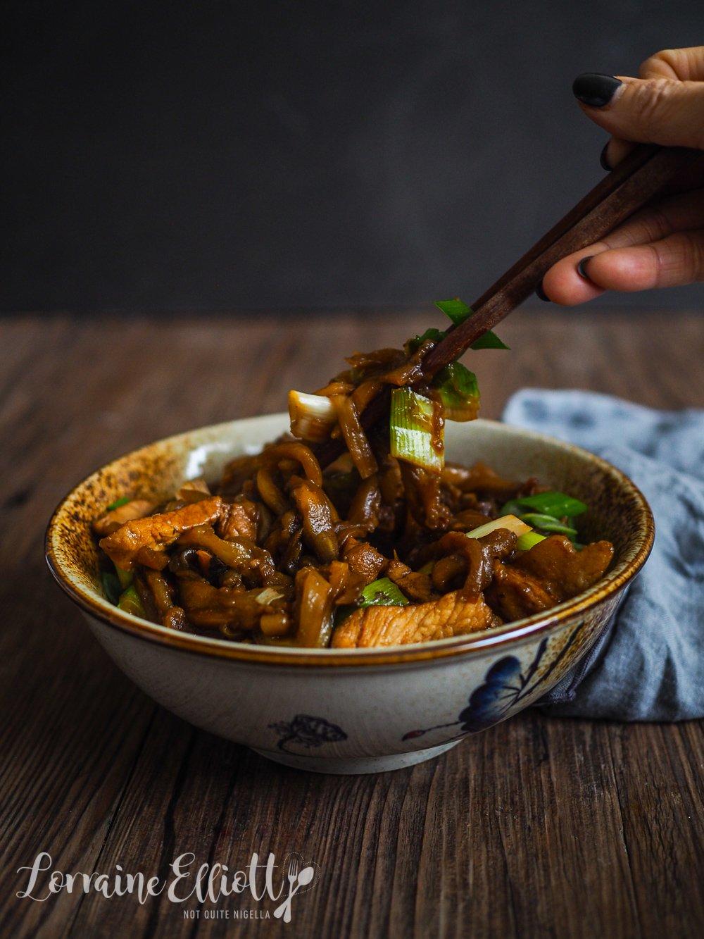 Eggplant Noodles Pasta