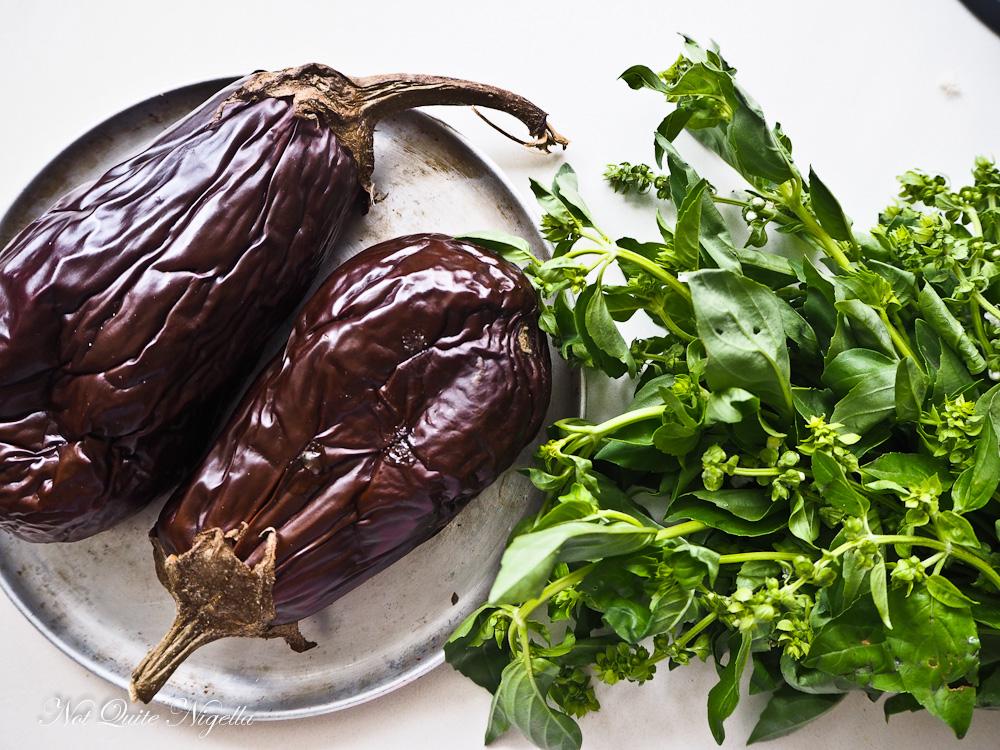 Pesto Recipe Eggplant