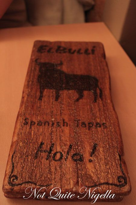 El Bulli, Surry Hills